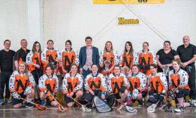North Stars Womens Box Lacrosse