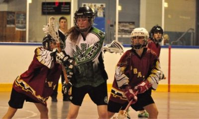 Girls Box Lacrosse