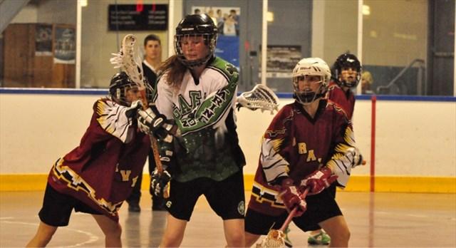 Girls Box Lacrosse